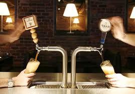 реализация разливного пива