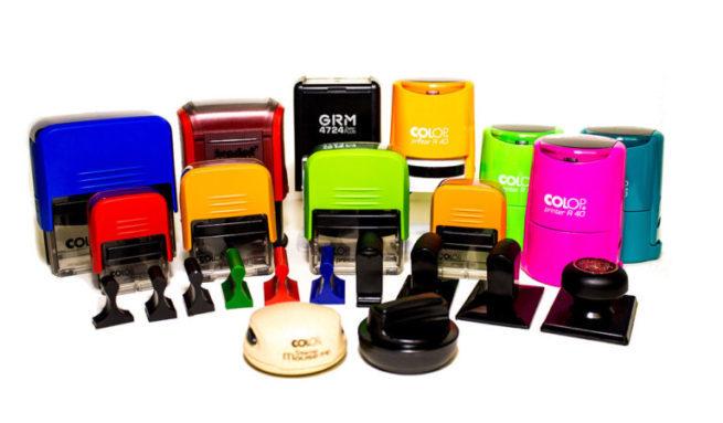 порядок изготовления печатей и штампов